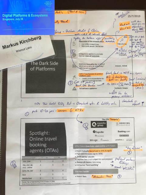 Notes on the Dark Side of Platform